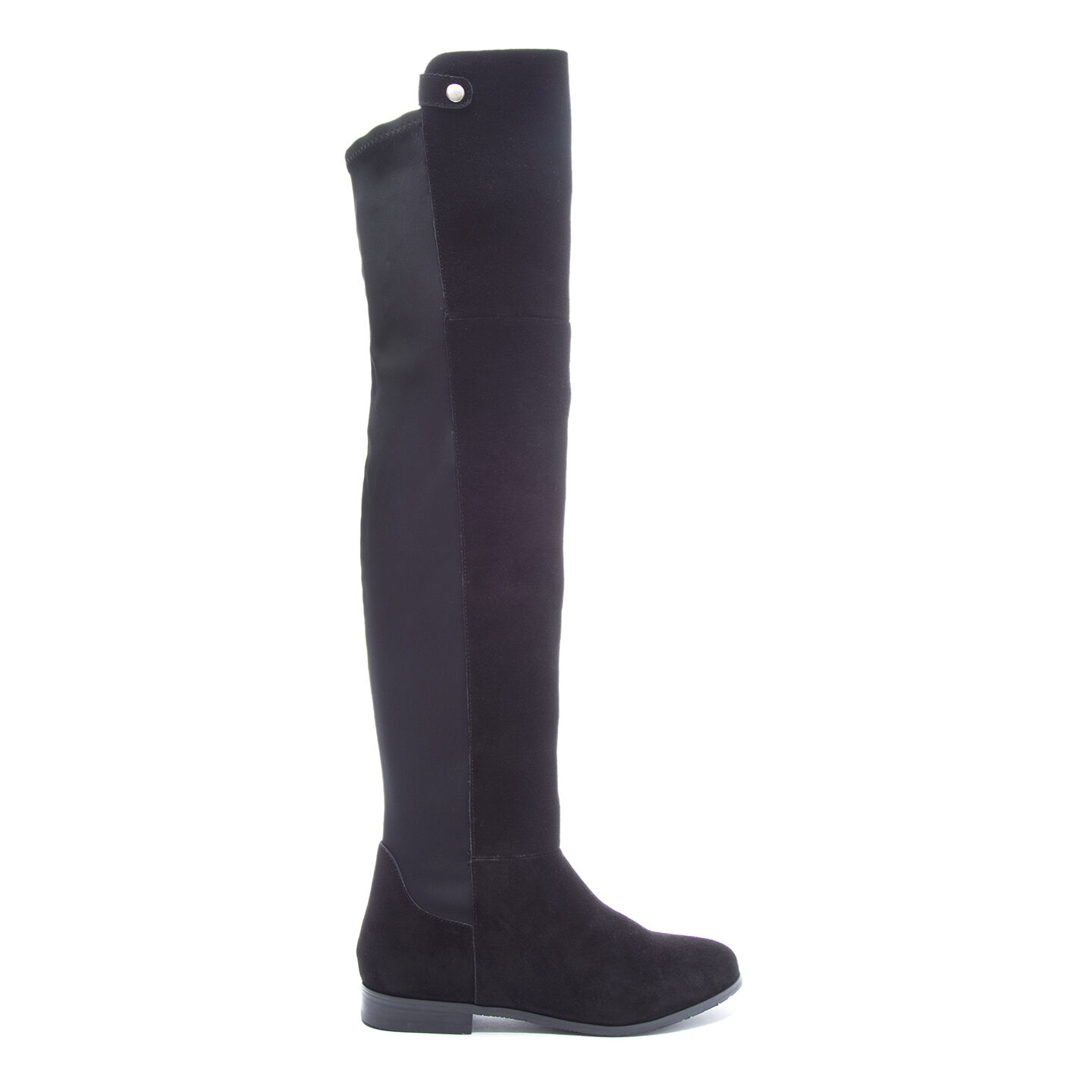 the Knee/Thigh High Suede Boots