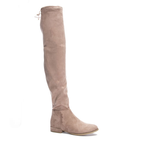 Richie Over The Knee Boot Null