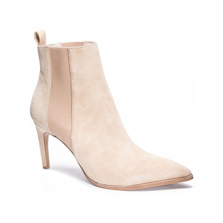 42 Gold Kensington Boots in Sand Brown